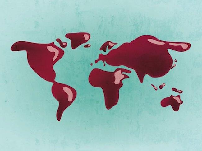 Les nouvelles régions du vin