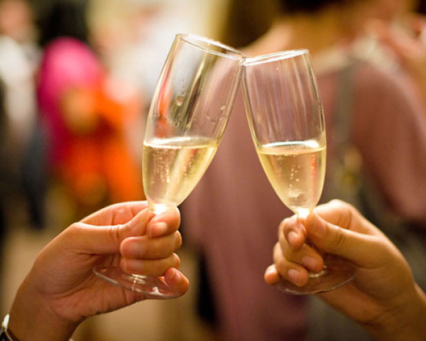 Coupes de champagnes