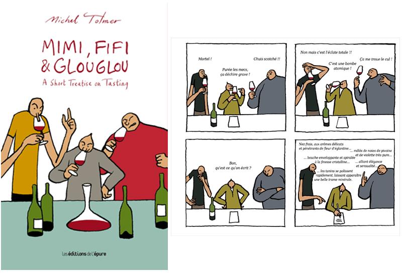Mimi, Fifi et Glougloude Michel Tolmer