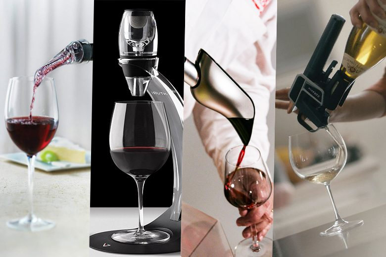 beauté large choix de designs en stock Aérateur de vin : on vous explique tout - Aveine - Blog