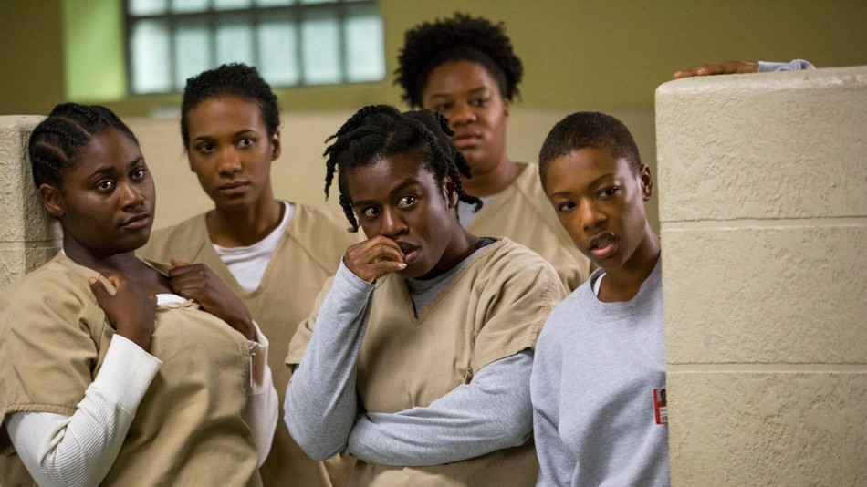 Orange is the New Black (Netflix)