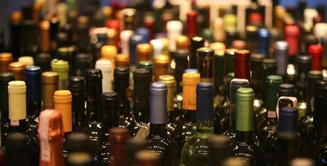Les questions sur les vins au WSET