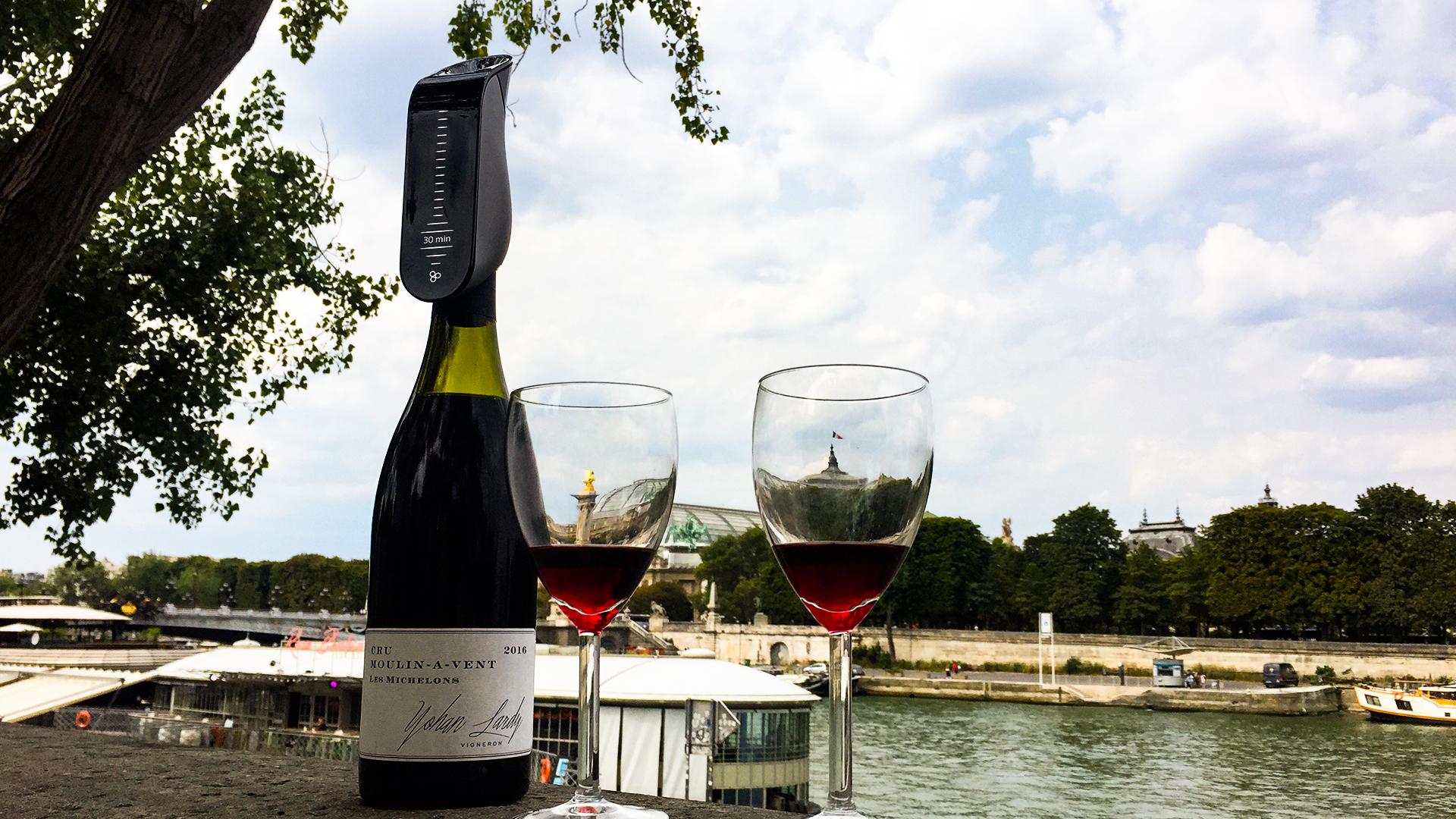 Aerateur de vin Aveine