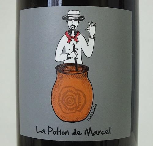 La potion de Marcel du Domaine d'Emile & Rose