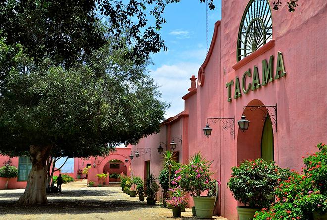 Tacama: Peru's flagship domain