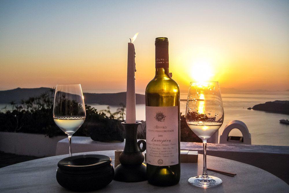 Tour d'Europe des vins : le vin Grec