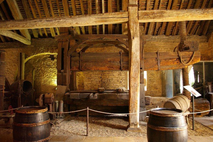 Musées sur le vin : Musée du Vin de Bourgogne