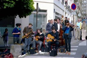Groupe fête de la musique