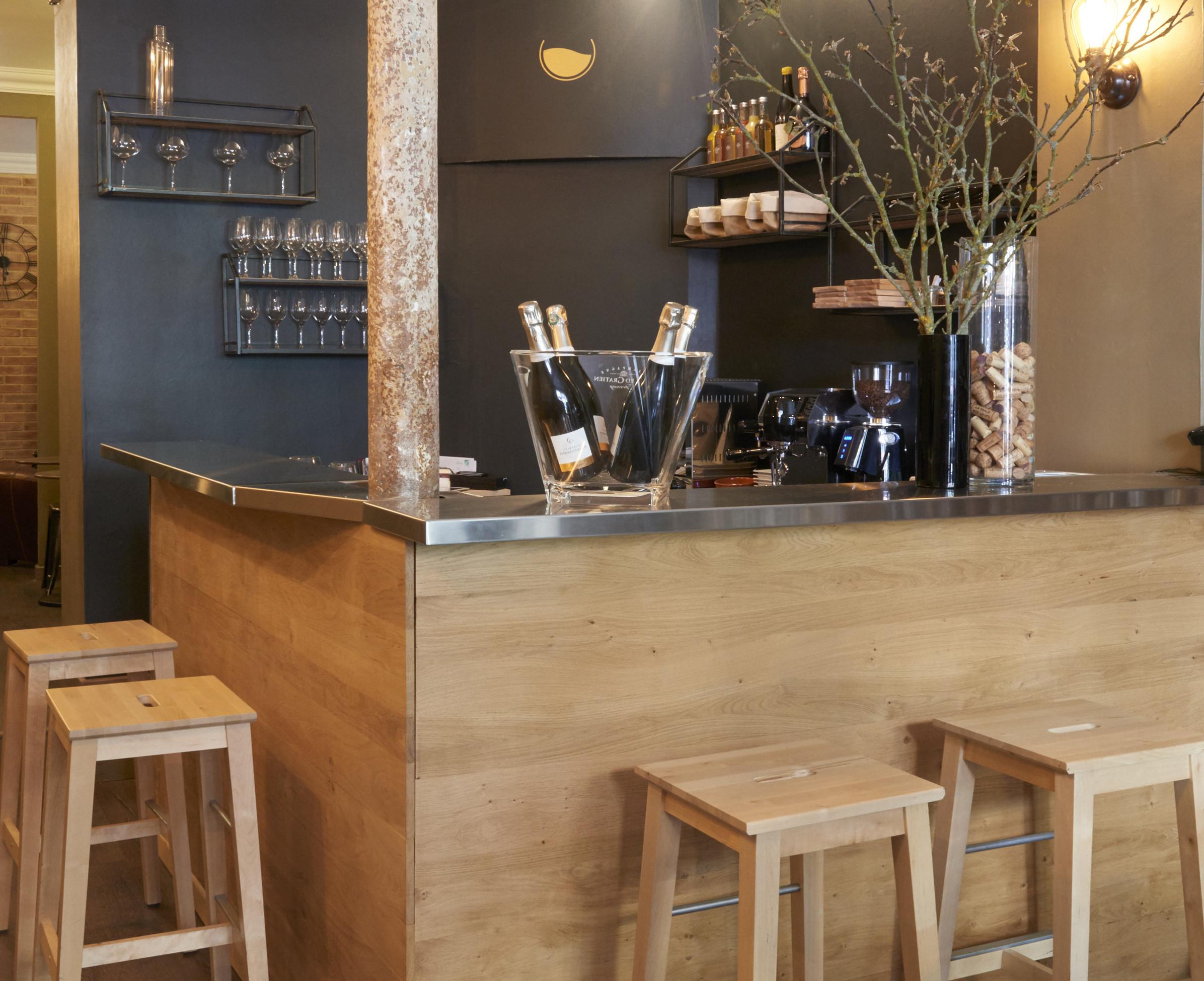 Bar à vin : L'Atelier des sommeliers