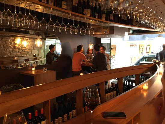 Les bars à vins : Etna