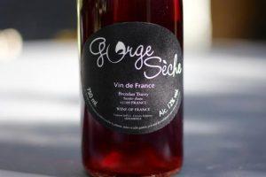 Gorge Sèche de Brendan Tracey - Vin de France
