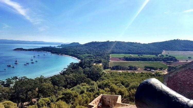 Le Domaine de l'île de Porquerolles