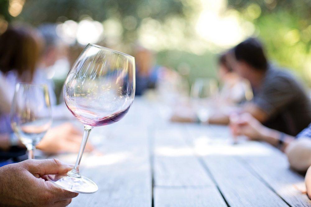 aérer le vin