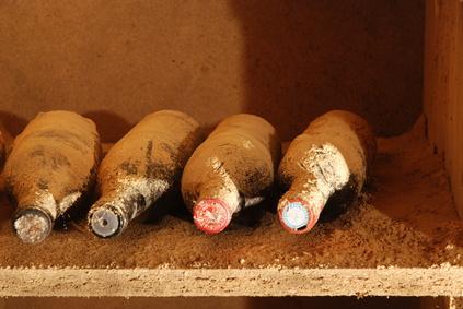 aérer les vieux vins
