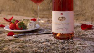 Rosé: Lazy Creek Vineyards, 2016 Rosé of Pinot Noir