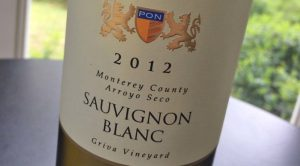 Sauvignon blanc: Bernardus Monterey Country Sauvignon Blanc