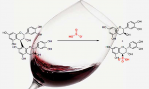 vin et chimie