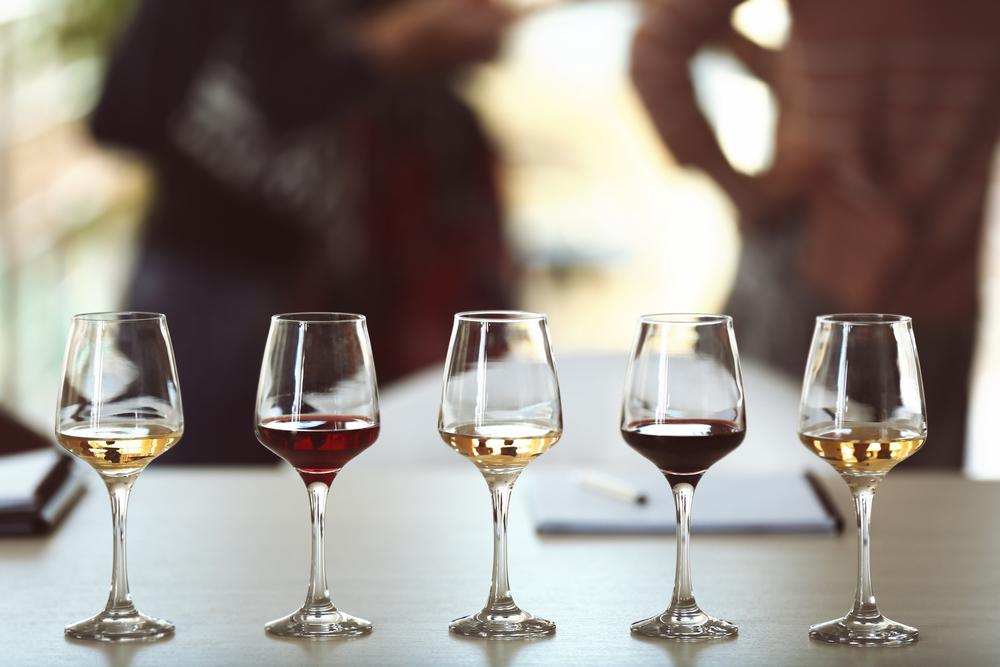 Saveur goût vin