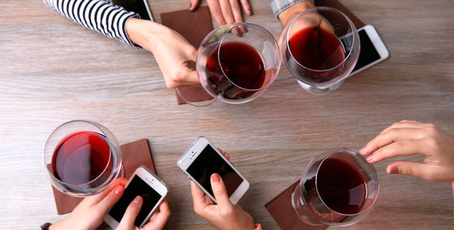 La WineTech à l'heure de l'apéro