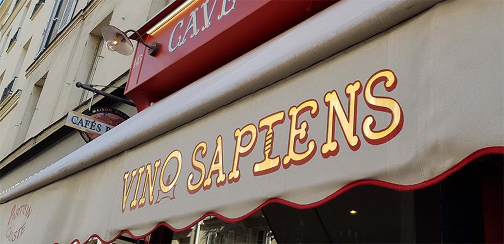 Vino Sapiens - Aveine