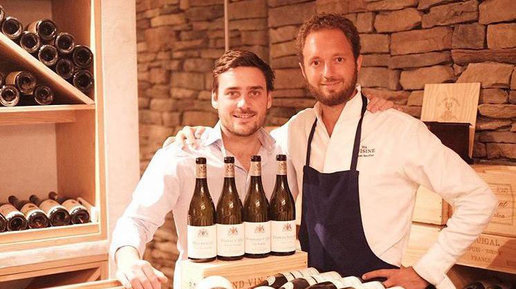 Anthony Charmetant et Mathieu Escoffier - Propriétaires de Ma Cuisine