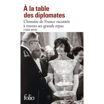 The diplomat table