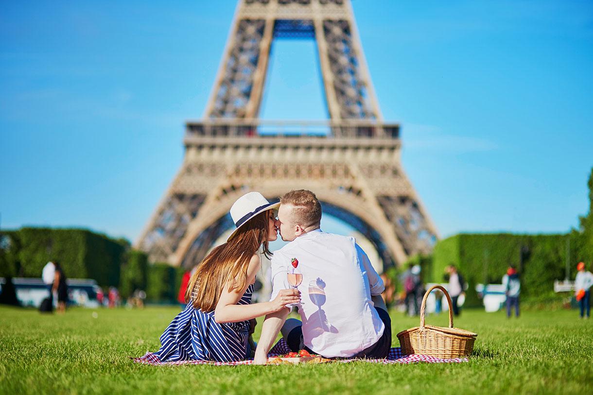 L'art de vivre à la Française et le vin