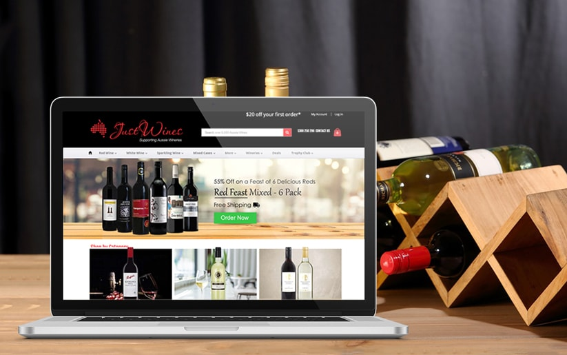 Online wine shops to buy wine from home