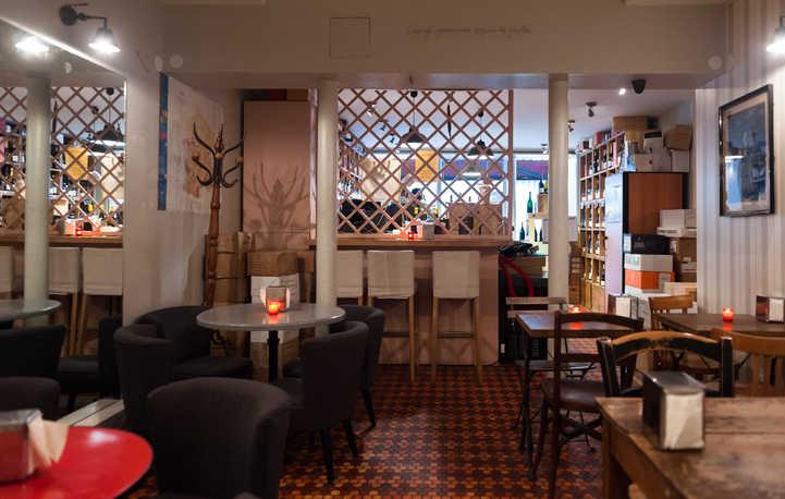 Le barav dans le top des meilleurs bars a vins de Paris