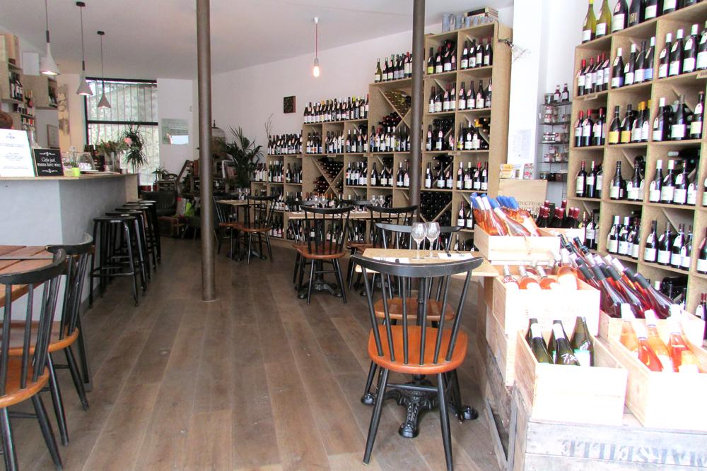 Ici même bar à vins Paris 12