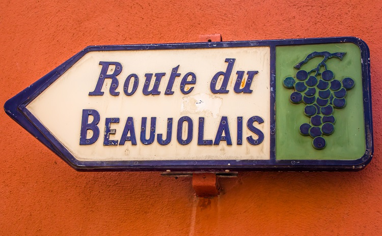 Beaujolais Nouveau has arrived