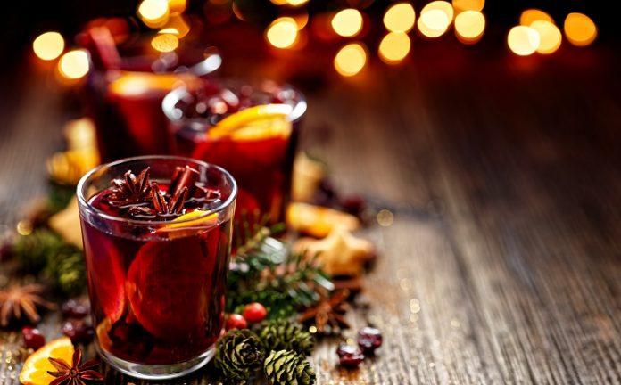 Le vin chaud à Noël