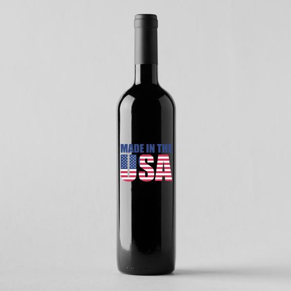 Régions viticoles usa