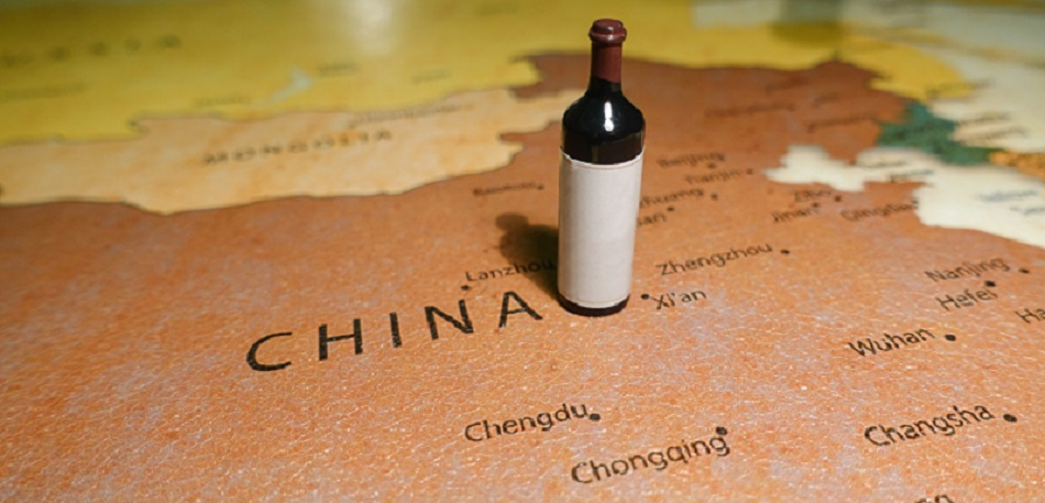 The place of Wine in China