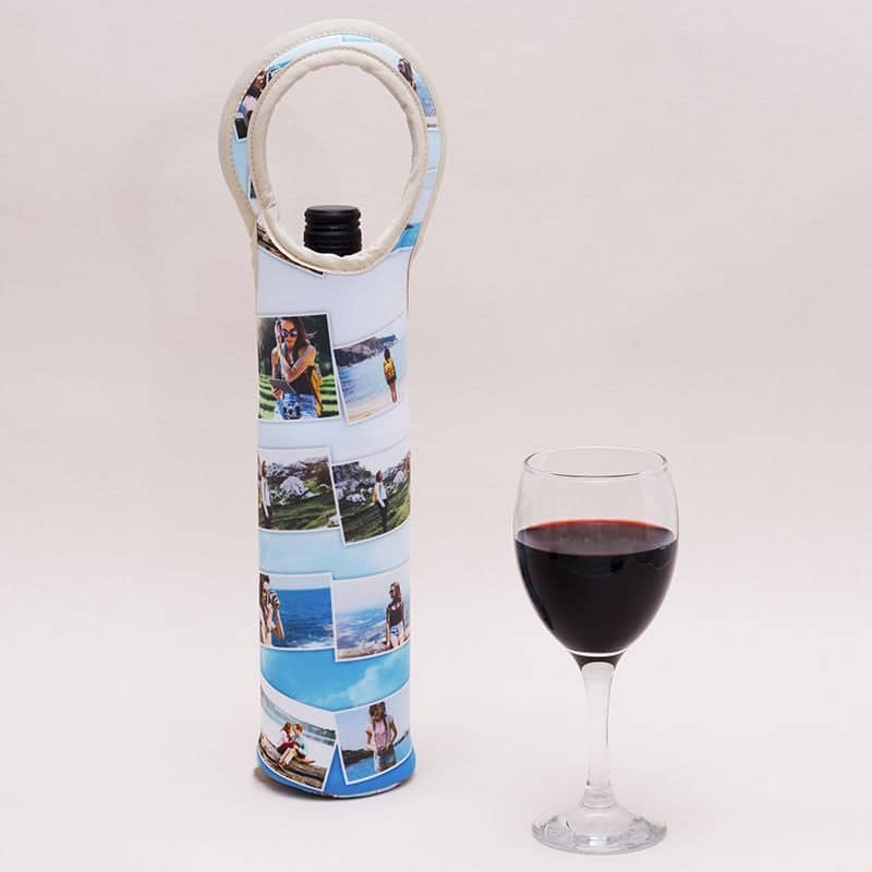 The Isothermal bag to keep your wine cool