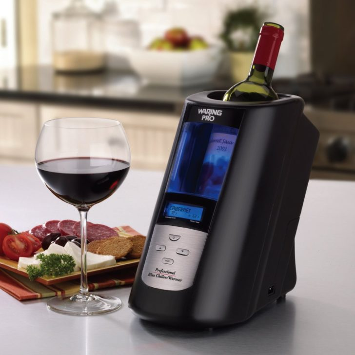 Automatic wine coolers