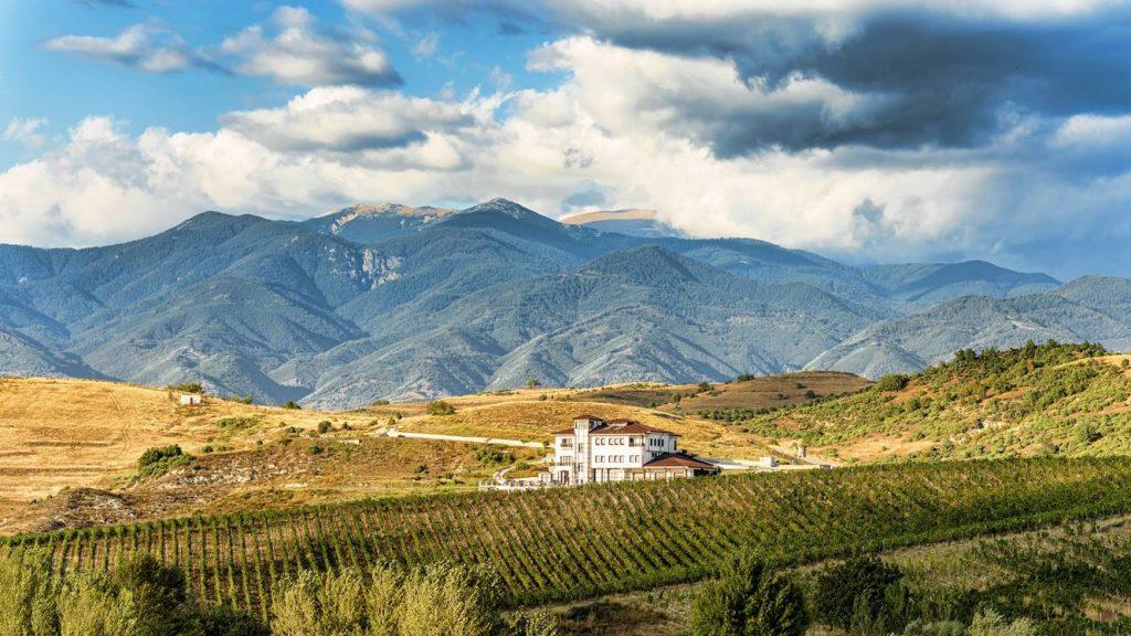 Europe's wines: Bulgary