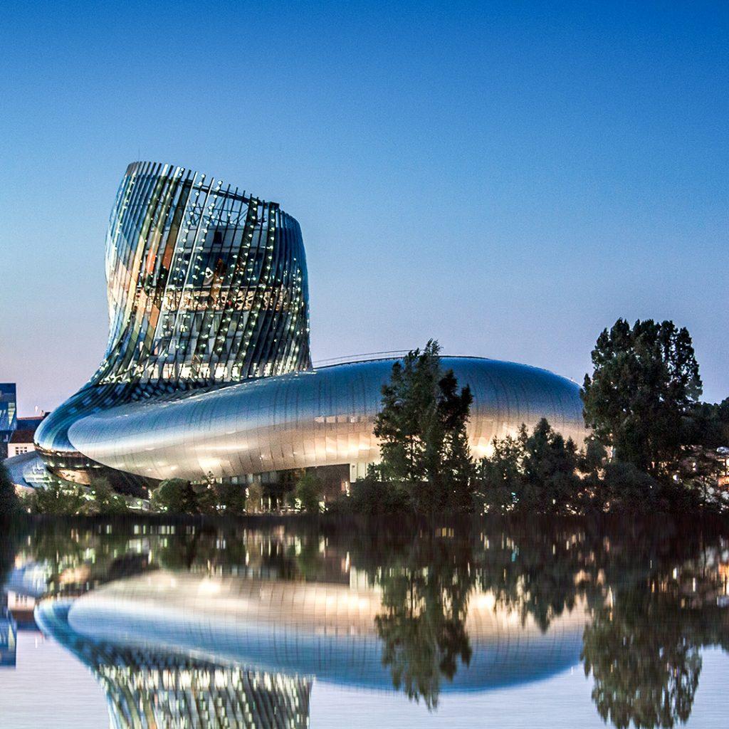 Tour de France régions viticoles - Cité du vin - Bordeaux