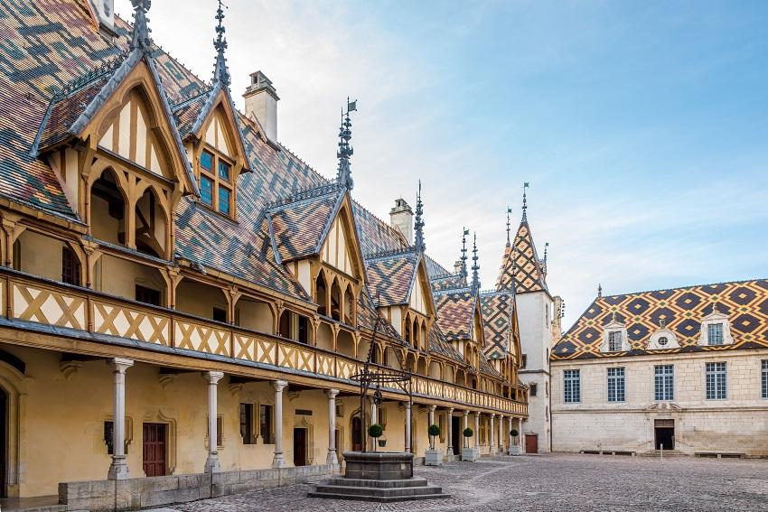 Tour de France régions viticoles - Hospices de Beaune