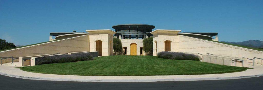 Beautiful vineyards: Opus One