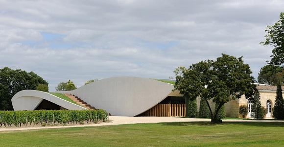 Beautiful vineyards: Château Cheval Blanc