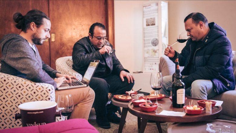 Wine tasting in Tunisia