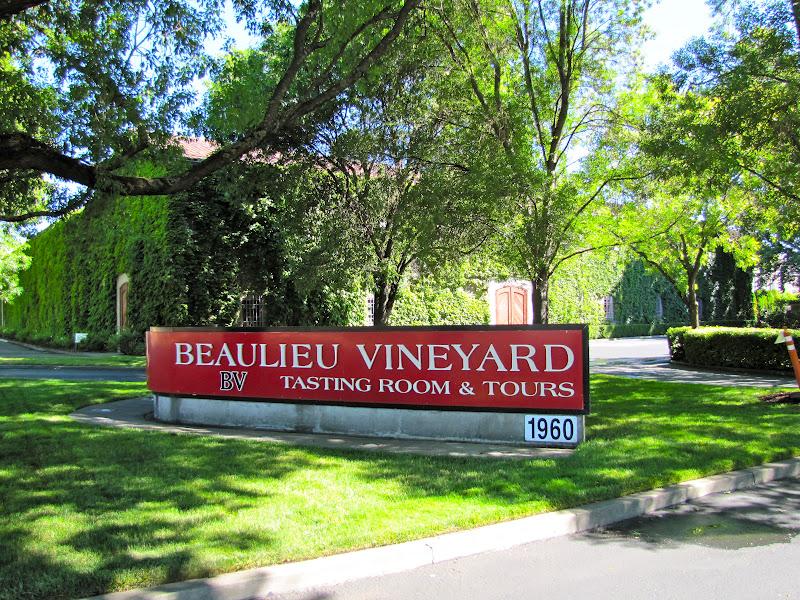 Domaine Beaulieu Napa Valley