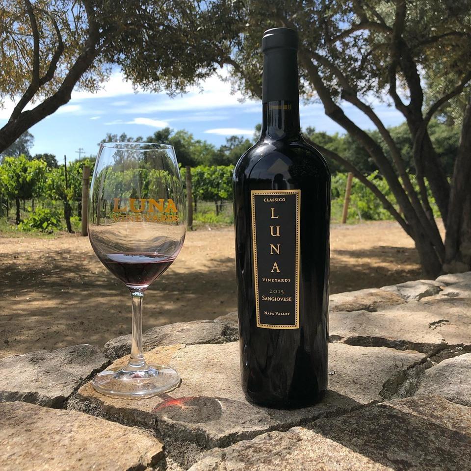 Luna vineyards Napa Valley