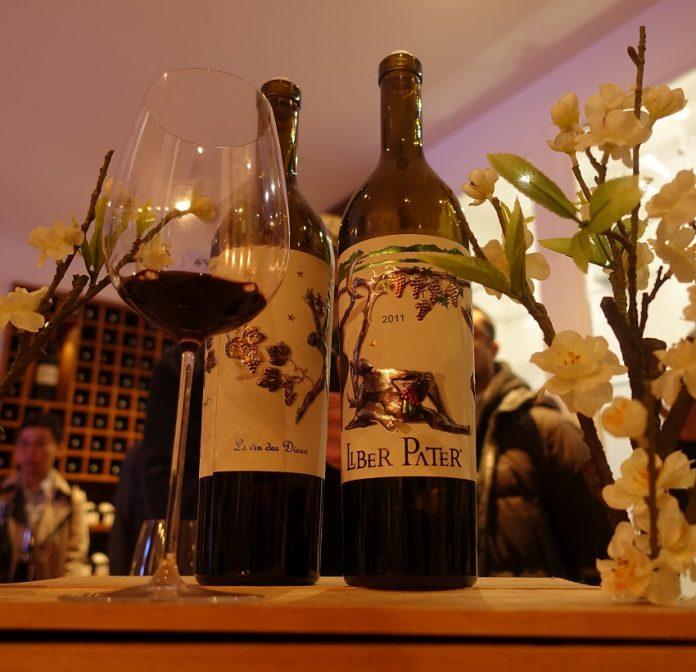 Liber Pater, le vin le plus cher au monde ?